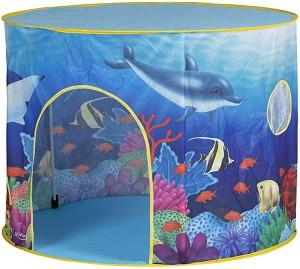 Детска светеща палатка - Морско дъно -