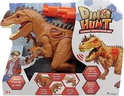 Dino Hunt - Детска интерактивна игра -