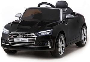 Детска акумулаторна кола - Audi S5 Cabriolet - Комплект с дистанционно управление -