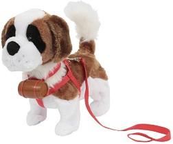 Кучето Самби - Интерактивна плюшена играчка -