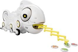 Робо хамелеон - Детска интерактивна играчка с дистанционно управление -