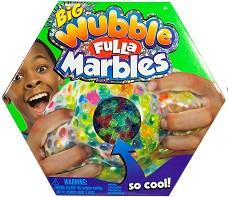 Уъбъл Бъбъл с пълнеж от топчета - Детска играчка -