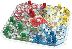 """Не се сърди човече - Детска състезателна игра от серията """"Пес Патрул"""" -"""