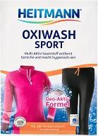 Препарат за пране на спортни дрехи - Оxiwash sport - Разфасовка от 50 g -