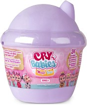Cry Babies - Magic Tears - Плачеща мини кукла бебе - изненада -