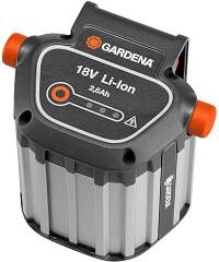 """Батерия BLi-18 - 18 V / 2.6 Ah - Акумулаторна батерия за инструменти """"Gardena"""" -"""