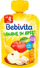 Bebivita - ������� ������� ������� � ������ � ����� - �������� �� 90 g �� ������ ��� 4 ������ -