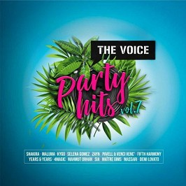 The Voice Party Hits Vol. 7 - CD -