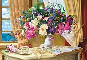 Сутрешни цветя -