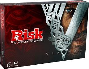 Риск: Викинги - Стратегическа настолна игра на английски език -