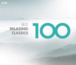 100 Best Relaxing Classics - 6 CD -