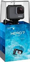 GoPro Hero7 Silver - Камера за екстремно заснемане -