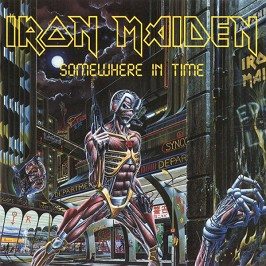 Iron Maiden - Somewhere In Time: 2015 Remaster Digipack -