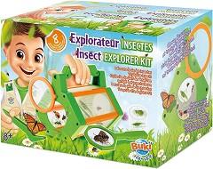 """Лаборатория за наблюдение на насекоми - Образователен комплект от серията """"Природа"""" -"""