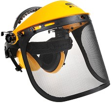 Предпазна маска за лице и антифони -