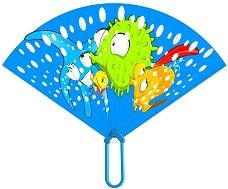 Ветрило за сапунени балони - Fan-O-Rama -