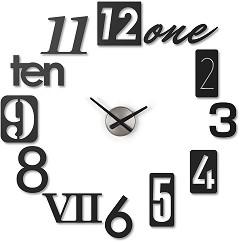Стенен часовник Umbra - Numbra -