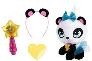 Shimmer Stars - Пандата Пикси - Комплект с бляскави аксесоари -
