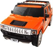 Кола пъзел - Hummer H2 - Сглобяем 3D пъзел -
