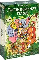 Легендарният плод - Настолна игра с карти -