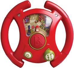 """Музикален волан - Youturns - Играчка със звукови и светлинни ефекти от серията """"B Toys"""" -"""