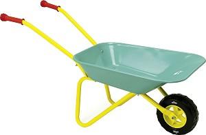 Ръчна количка - Метална детска играчка -
