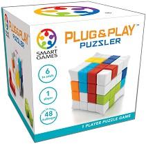 Plug & Play - Детска логическа игра -