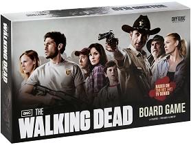 Живите мъртви - Стратегическа настолна игра на английски език -