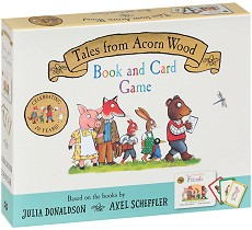 Tales From Acron Wood - Book and card game -