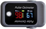 MyKi Oximeter - Уред за измерване на пулса и нивото на кислород в кръвта -