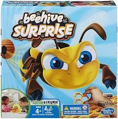 Открадни медената пита - Детска състезателна игра -