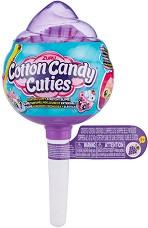 Желе и мека играчка изненада - Cotton Candy Cuties - Комплект за игра -