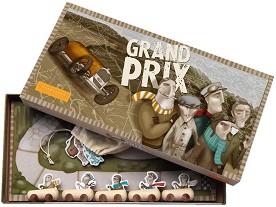 Grand Prix - Състезателна игра -