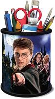"""Моливник - Хари Потър - 3D пъзел от серията """"Хари Потър"""" -"""