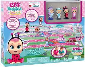 Cry Babies: Magic Tears - Детска състезателна игра -