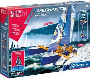 """Плавателни съдове - Детски конструктор от серията """"Science"""" -"""