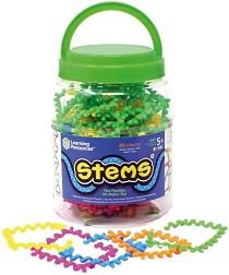 Гъвкав конструктор - Stems - Комплект от 60 елемента -