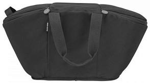 "Термоизолационна чанта 2 в 1 - Essential Black - Аксесоар за детска количка ""Lila"" -"