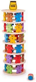 Събори гърнето с мед - Детска състезателна игра -