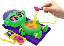 Извънземна операция - Детска образователна игра за сръчност -