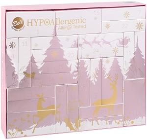 Bell HypoAllergenic Advent Calendar 2021 - Коледен адвент календар с козметика и аксесоари -