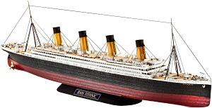 Лайнер - R.M.S. Titanic - Сглобяем модел -