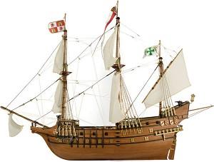 Галеон - San Francisco II - Сглобяем модел на кораб от дърво -