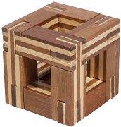 Магическа рамка - 3D пъзел от бамбук -