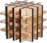 """Multi Square - 3D пъзел от серията """"IQ тест"""" -"""