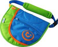 """Детска чанта-седло - Аксесоар за куфар на колелца - """"Trunki"""" - раница"""