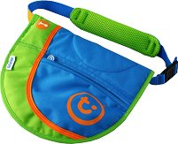 "Детска чанта-седло - Аксесоар за куфар на колелца - ""Trunki"" -"