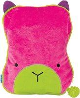 """Детска възглавница-одеяло - Pink - От серията """"Betsy SnooziHedz"""" -"""