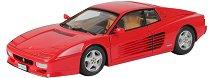 Автомобил - Ferrari 512 TR - Сглобяем модел -