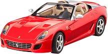 Автомобил - Ferrari SA Aperta - Сглобяем модел - макет